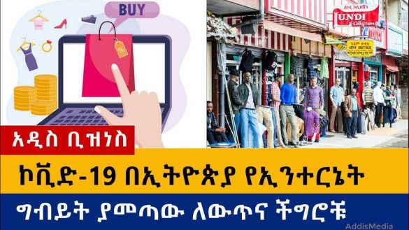 Addis Business News - Ethiopian Ecommerce