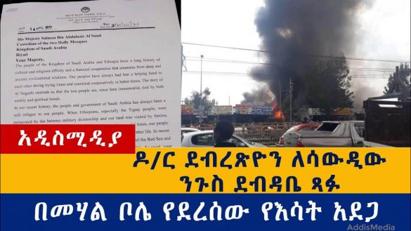 Ethiopian News daily - Addis Media News 0902