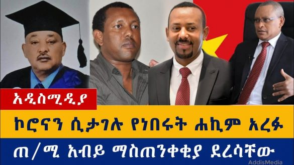 Ethiopian News daily - Addis Media News 0904