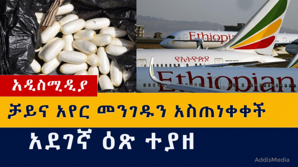 Ethiopian news daily - addis media1020